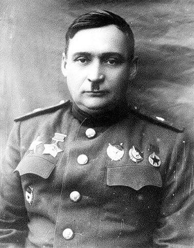 Кирюхин Николай Иванович (03.08.1896 – 13.12.1953)
