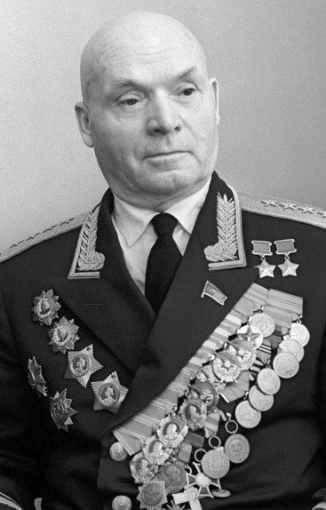 Лелюшенко. 1969 г.