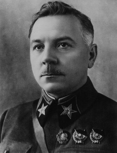 Ворошилов Климент Ефремович (23.01.1881 – 02.12.1969)
