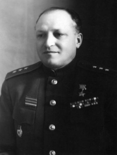Генерал-полковник Галицкий. 1944 г.