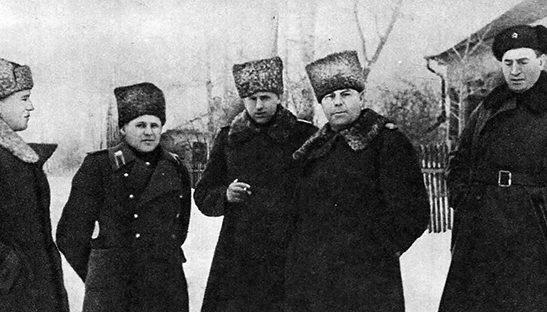 Василевский. 1944 г.