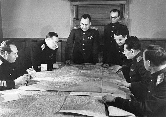 Ялтинская конференция. Февраль 1945 г.
