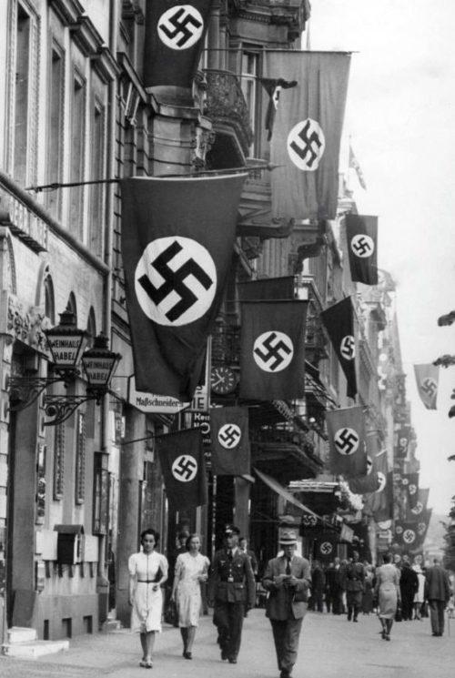 Берлин. 1940 г.
