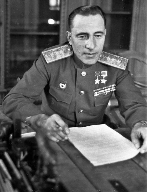 Катуков. 1958 г.