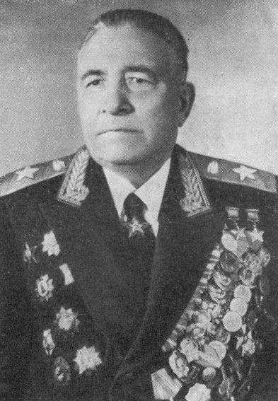 Катуков. 1976 г.