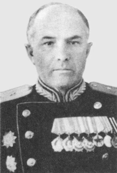 Коротков Геннадий Петрович (24.07.1898 – 23.11.1982)