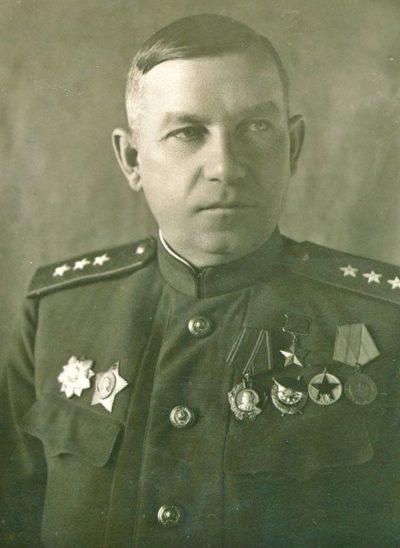 Глаголев Василий Васильевич (21.02.1898 – 21.09.1947)