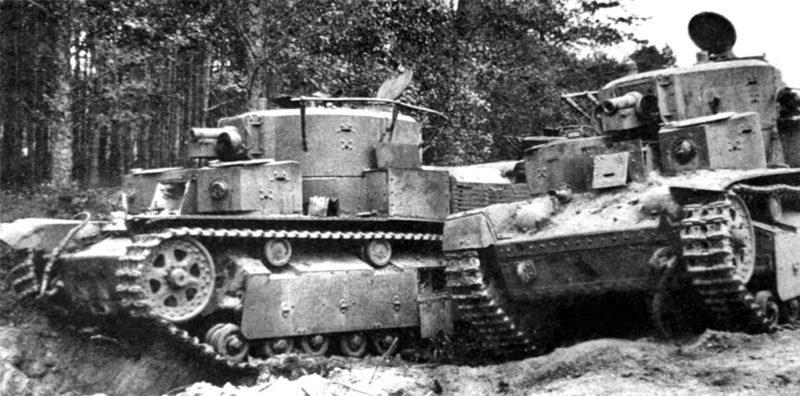 Танковое сражение за Алитус. 23-25 июня 1941 г.