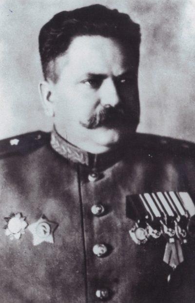 Генерал-лейтенант Герасименко. 1944 г.