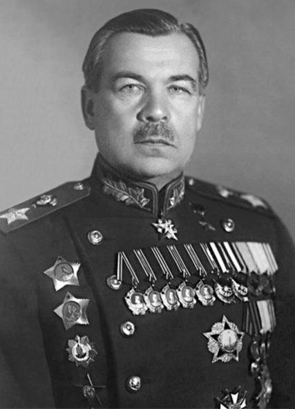 Говоров Леонид Александрович (22.02.1897—19.03.1955)