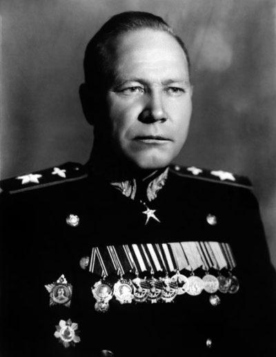 Жаворонков – маршал авиации. 1946 г.