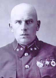 Генерал-майор Лопатин. 1940 г.