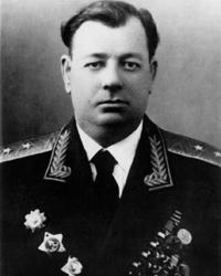 Генерал-лейтенант Глуздовский 1961 г.