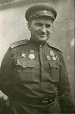 Генерал-лейтенант Жадов. 1943 г.