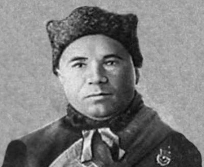 Апанасенко. 1919 г.