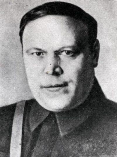 Голубев. 1939 г.