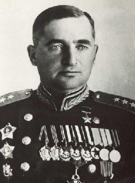 Генерал-полковник Жадов. 1946 г.