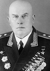 Генерал-лейтенант Лопатин. 1965 г.
