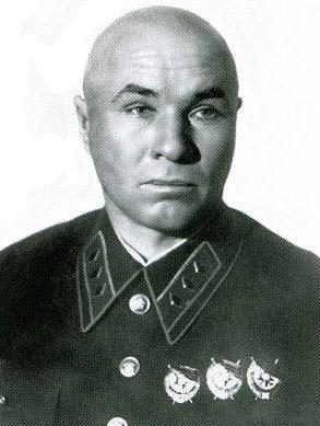 Комкор И. Р. Апанасенко, 1936 г.