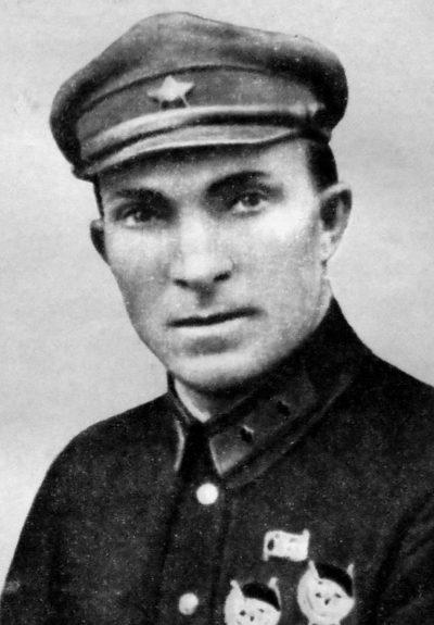 Комбриг Лукин. 1929 г.
