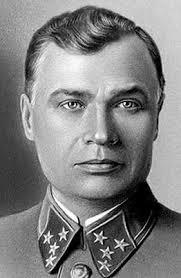 Генерал-полковник Кирпонос. 1941 г.
