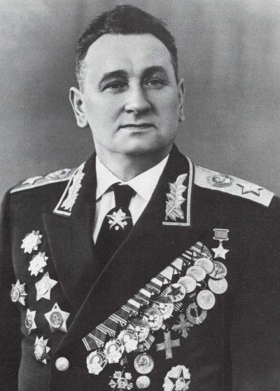 Гречко Андрей Антонович (04.10.1903 – 26.04.1976)