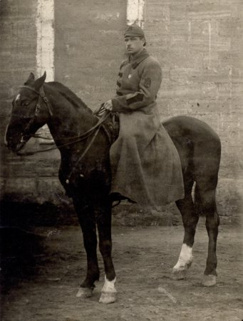 Л.А. Говоров. 1924 г.