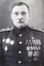 Генерал-лейтенант Кирюхин. 1944 г.