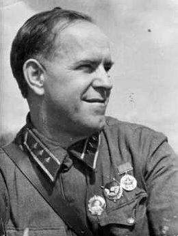 Комкор Жуков. 1939 г.