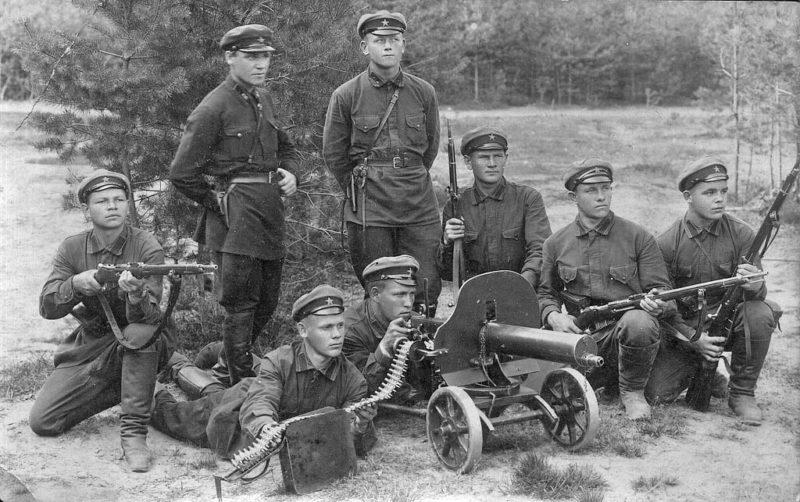 Козлов. 1924 г.