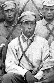 Лучинский. 1921 г.