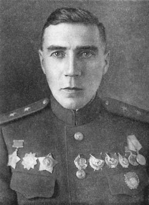 Генерал-лейтенант Лучинский. 1944 г.