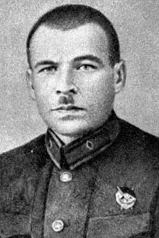 Комбриг Говоров. 1936 г.