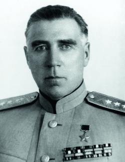 Генерал-полковник Лучинский. 1945 г.
