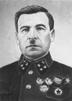 Комдив Говоров. 1940 г.