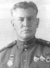 Генерал-майор Козлов. 1943 г.