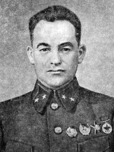 Генерал-майор Колпакчи. 1940 г.