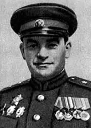 Генерал-лейтенант Колпакчи. 1943 г.