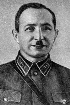 Полковник И. Х. Баграмян. 1938 г.