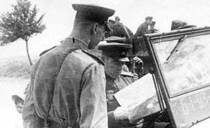Генерал-полковник Колпакчи. 1944 г.