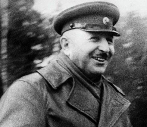 Баграмян. 1941 г.
