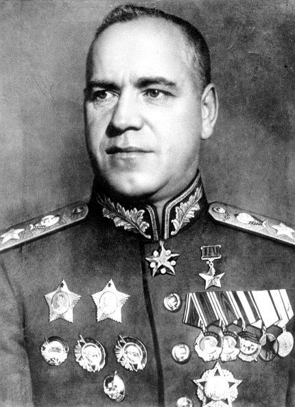 Жуков. 1944 г.