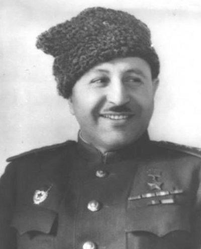 Иван Баграмян. 1943 г.