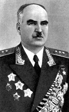 Генерал-полковник. 1962 г.