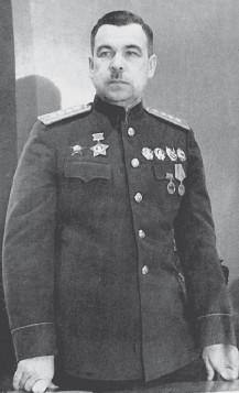 Говоров. 1945 г.