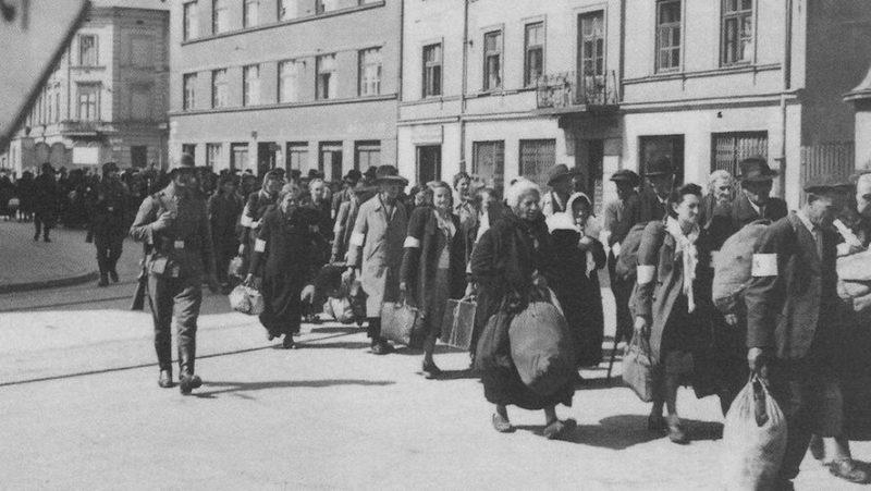 Вильнюсское гетто. 1941 г.