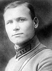 Комдив Конев. 1928 г.
