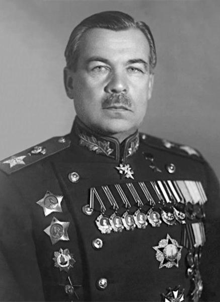 Маршал Говоров. 1946 г.