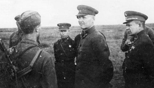 Конев. 1942 г.