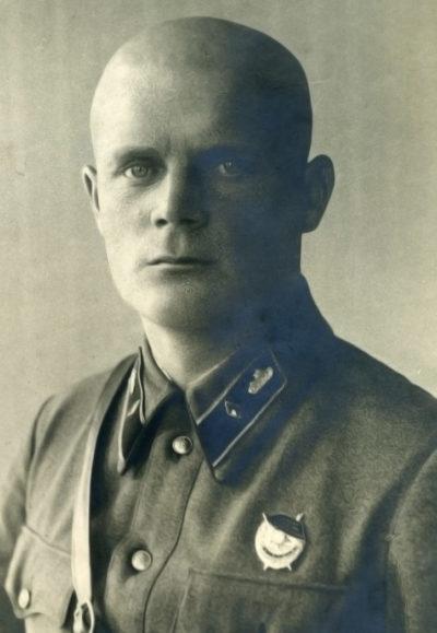 Голиков. Киев, 1937 г.